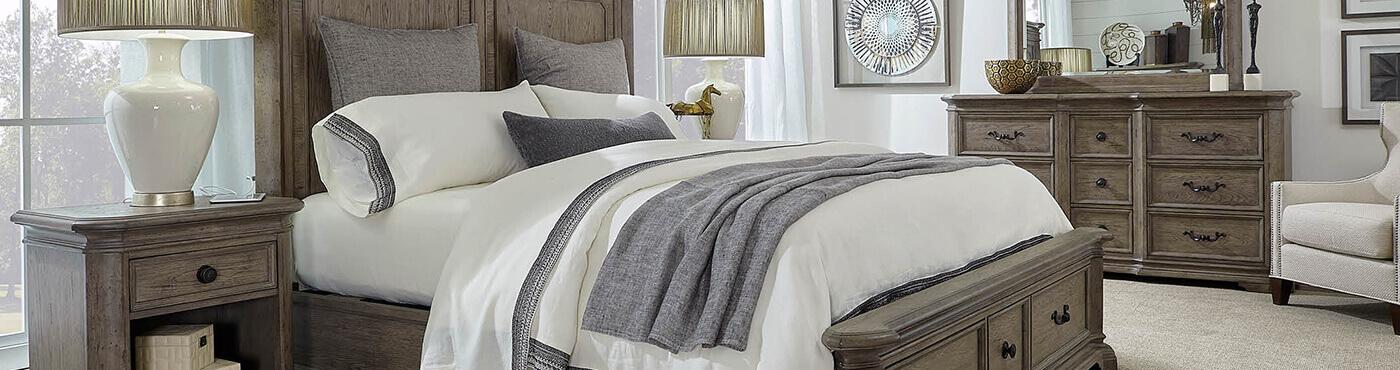 shop aspen furniture bedroom range sets wood